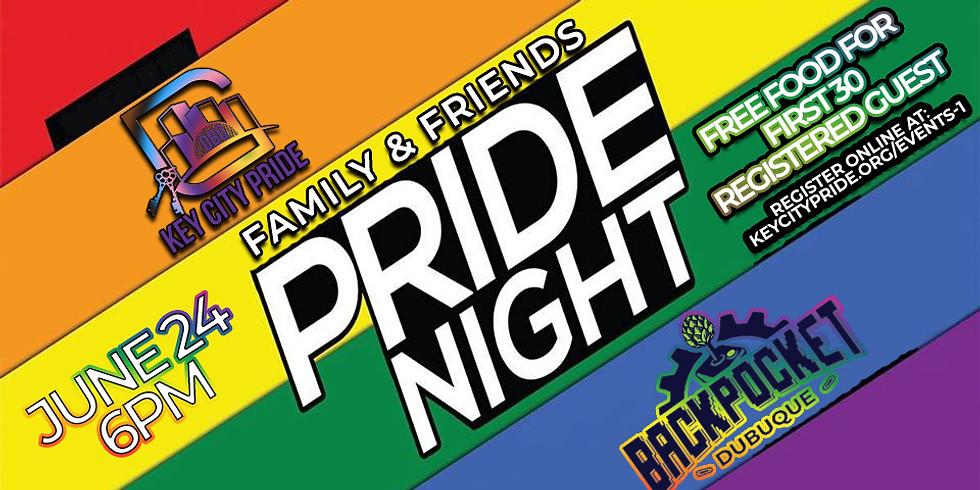 Pride Family Game Night