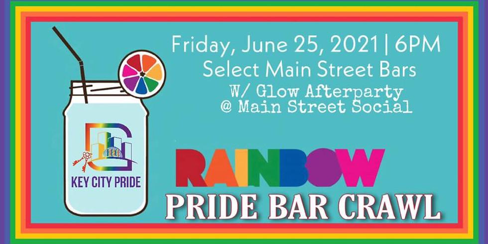 Rainbow Crawl & Glow Party