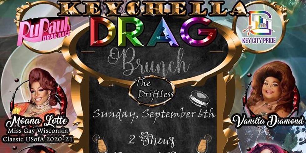 Keychella Drag Brunch (2nd Show)