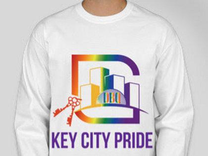 KCP Long Sleeve Shirt (White)