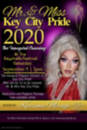 Copy of Pageant FLYER - Made with Poster