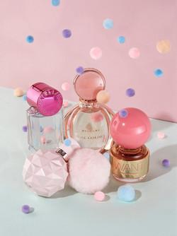 Pom pom perfume
