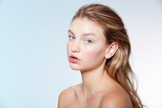 Winter skin - Look Editoiral