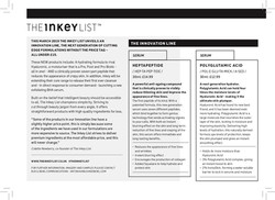 TheINKEYlist