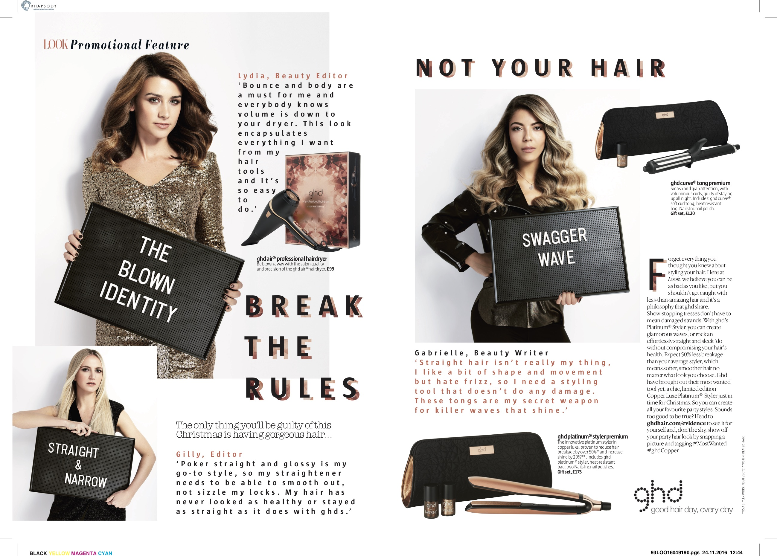ghd for Look