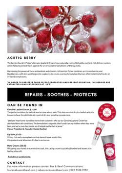 ARCTIC Polaar - Arctic Berry