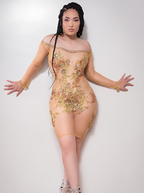 Mona Lisa dress