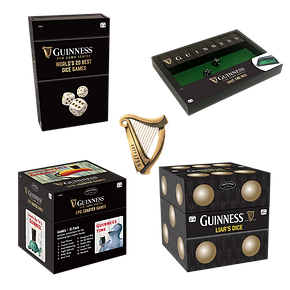 Guinness Games Product Beauty Shot