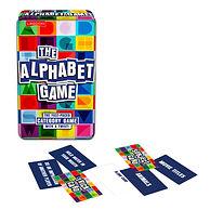 The Alphabet Game Tin