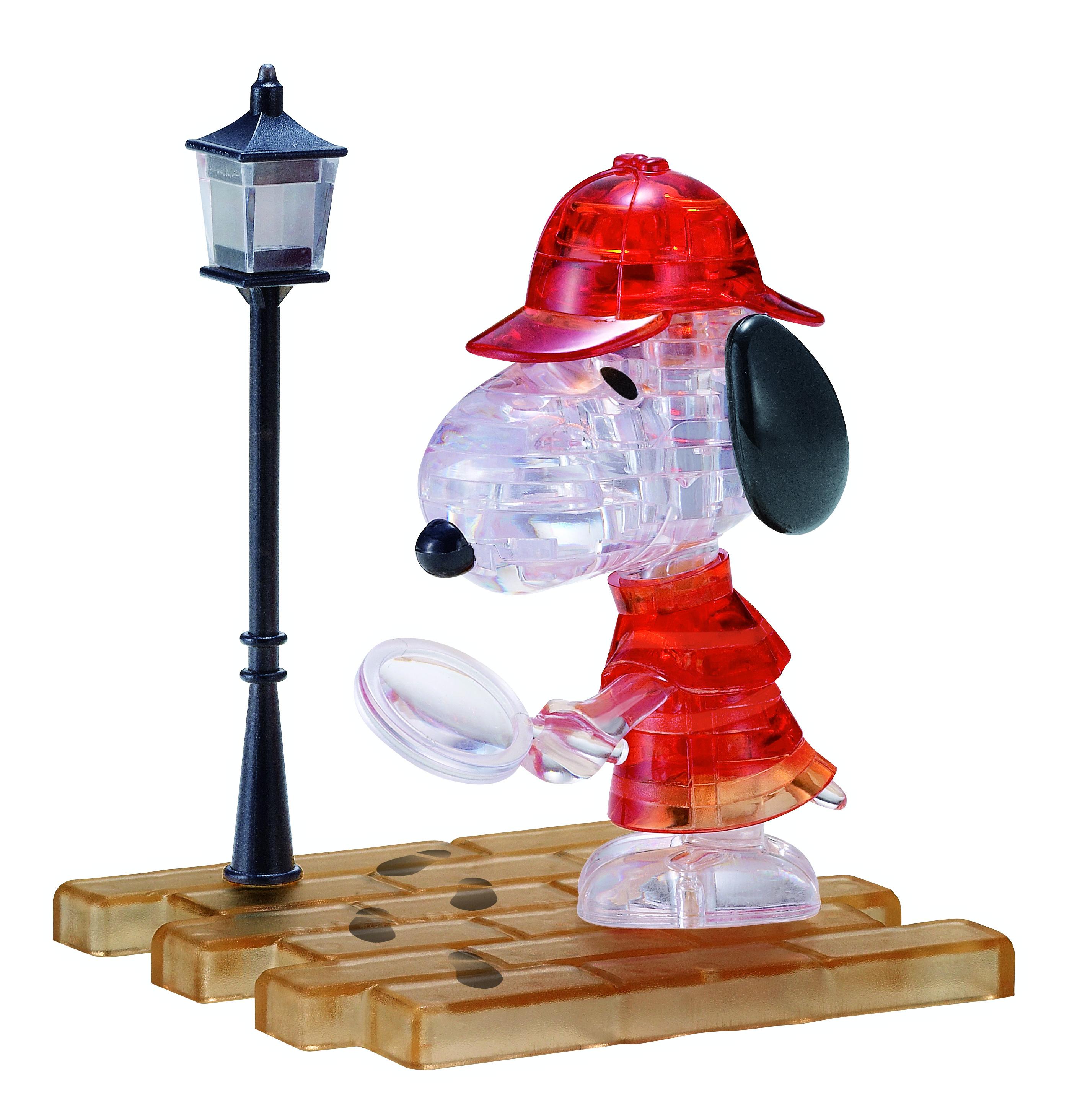 31034 Snoopy Detective