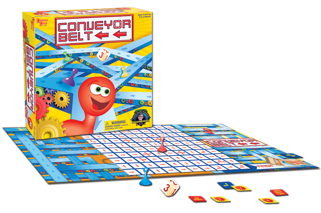 01233_ConveyorBeltWithComponents