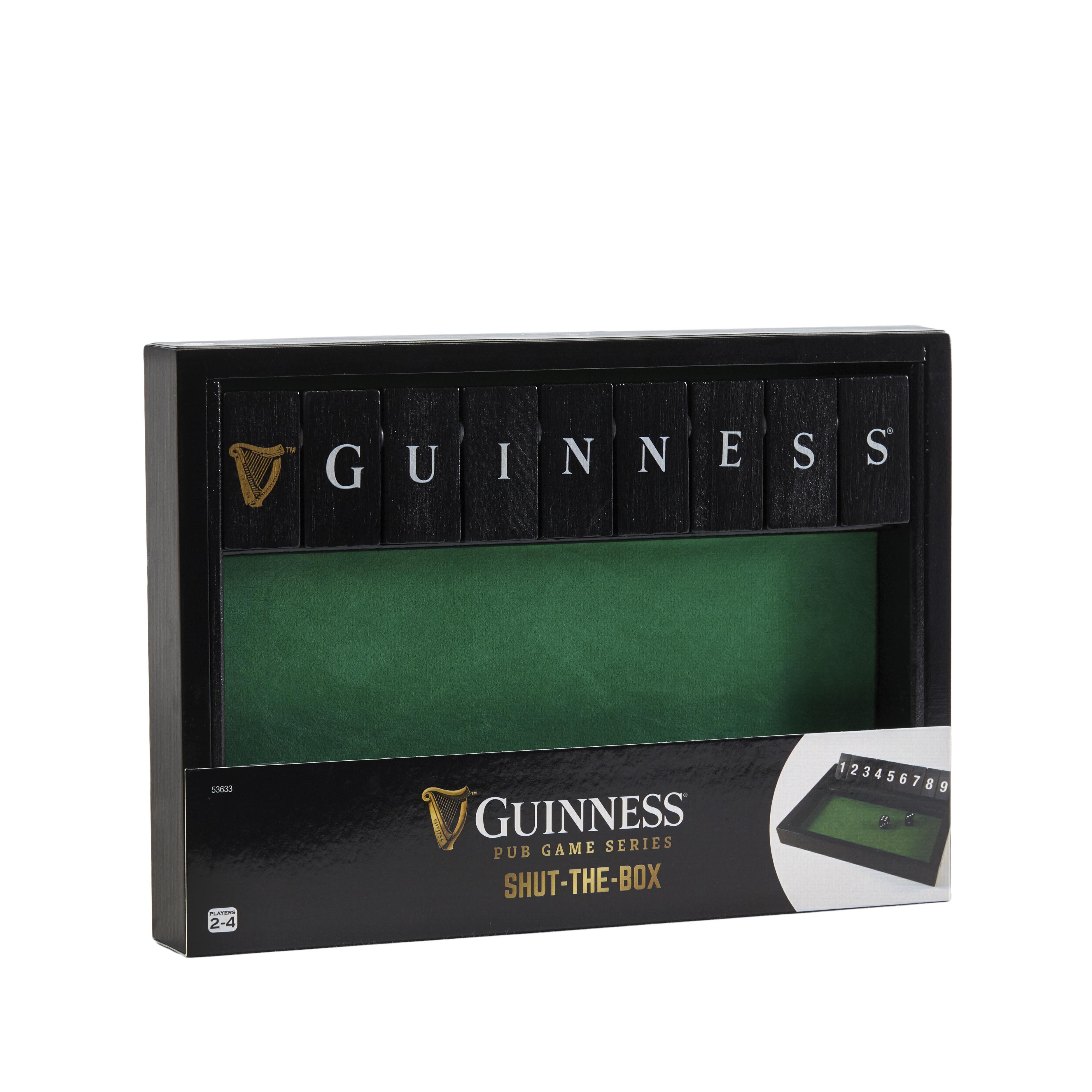 Guinness Games: Shut-the-Box