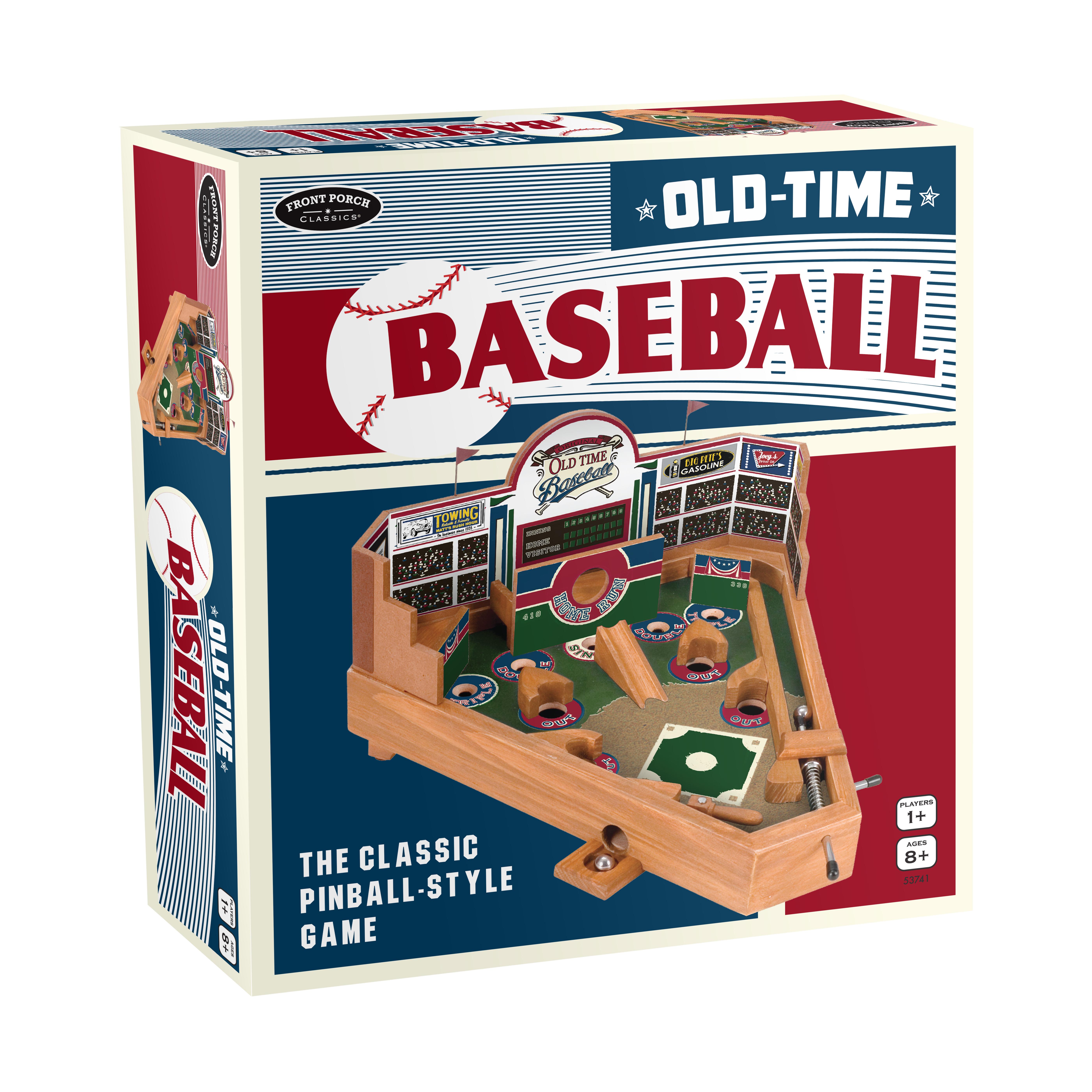 Old Time Baseball