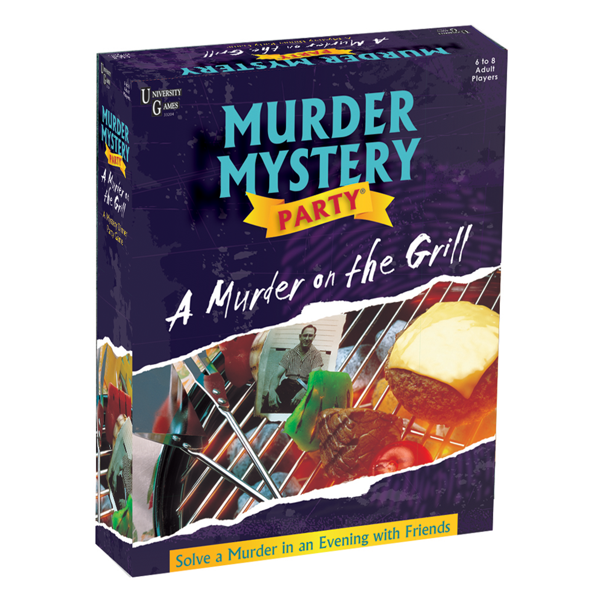 Murder on the Grill