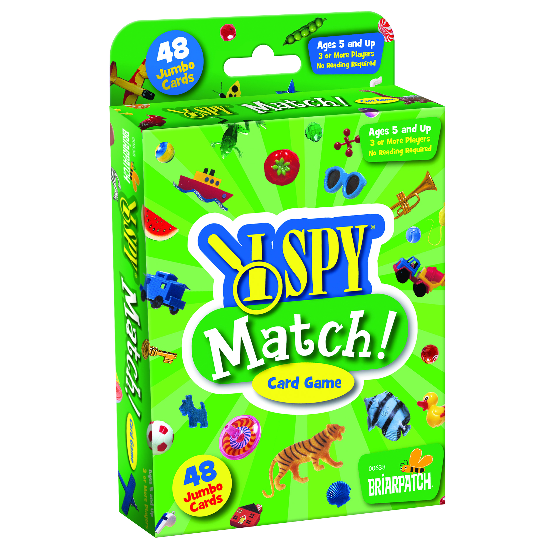 I SPY Match!