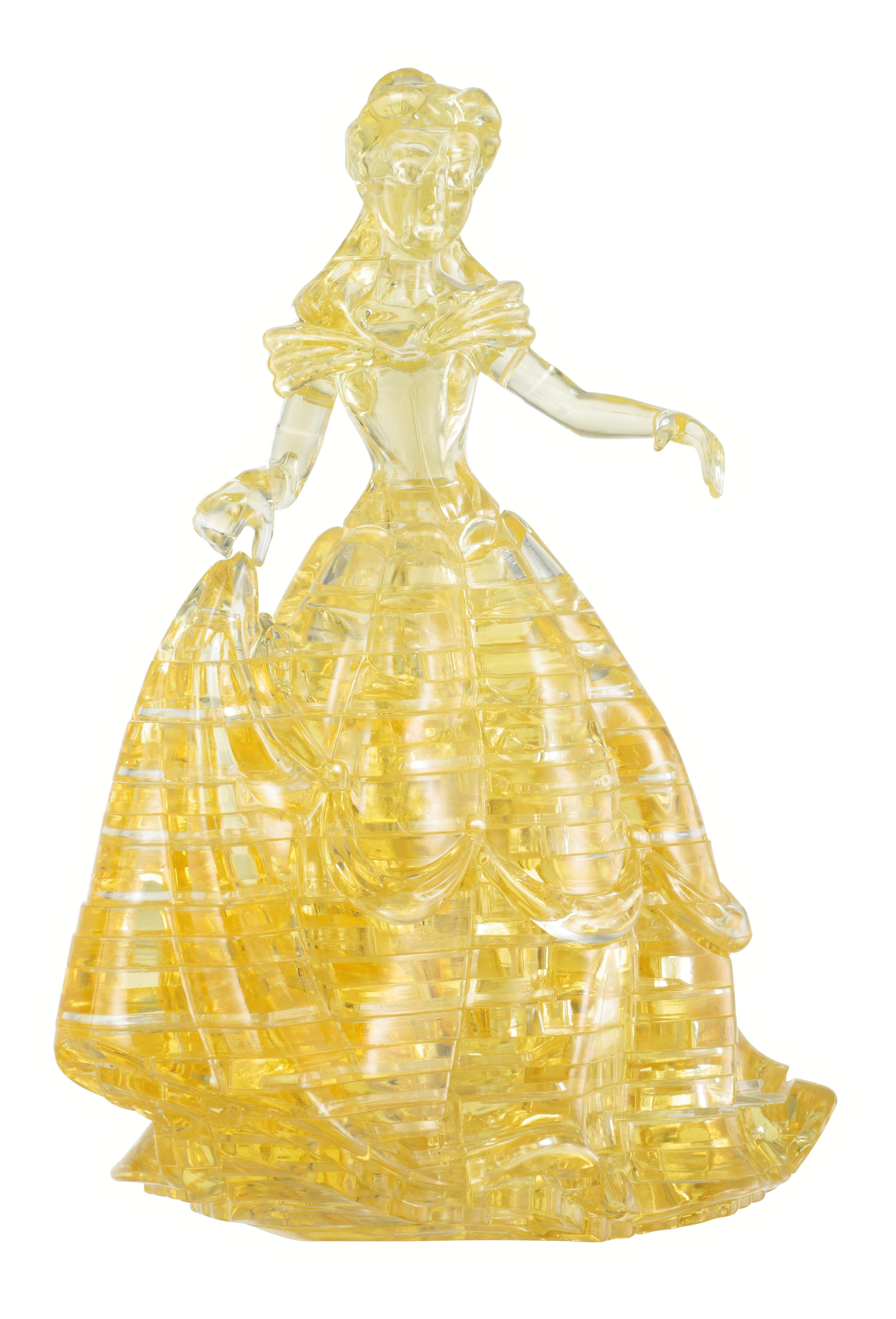 31028 Belle 3D Crystal Puzzle