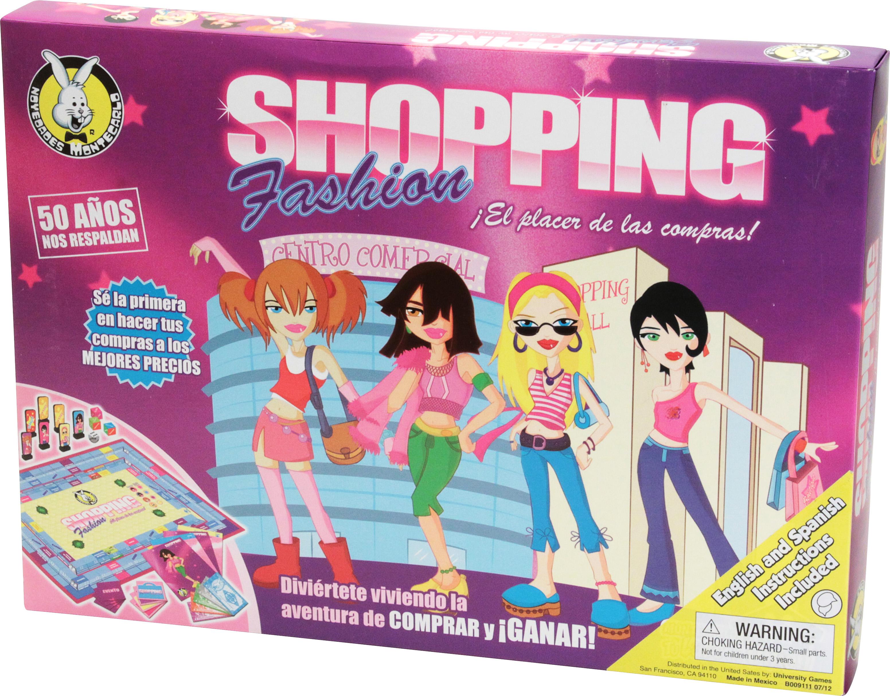 0467_Juego de Shopping Mall