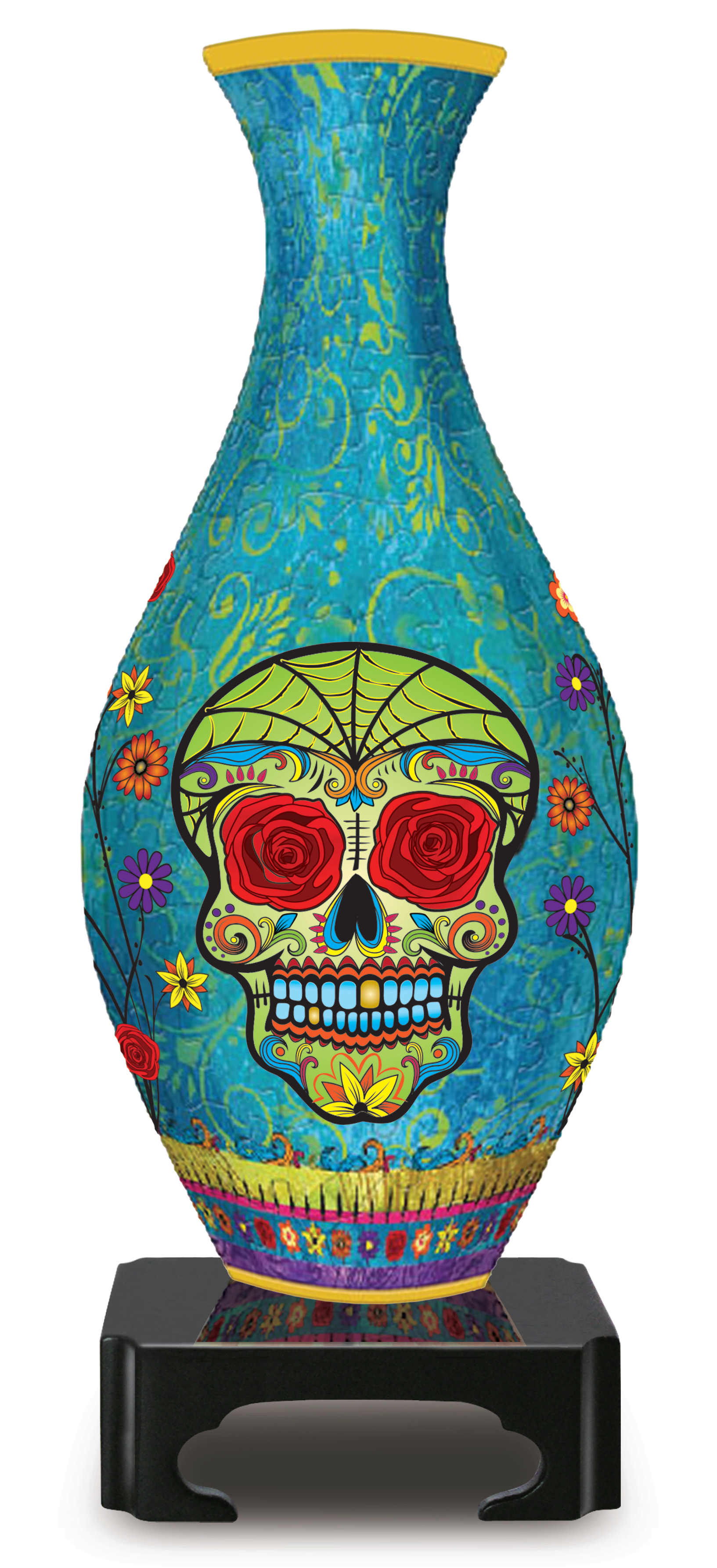 31006_Lifestyle_Vase_DayOfTheDead