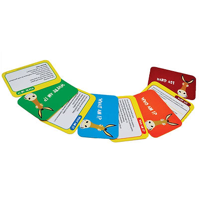 Smart Ass Tin Card Game