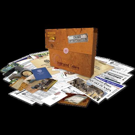 Case Files: Underwood Cellars