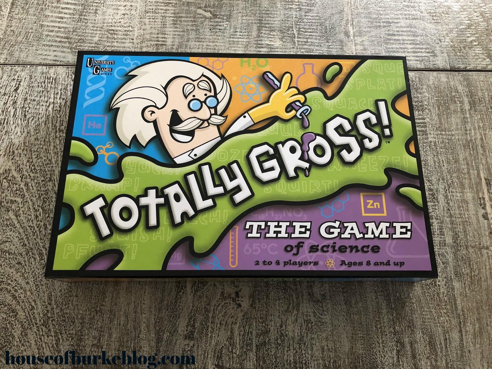 Totally Gross gameschool4