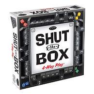 Shut the Box 4-Way Play