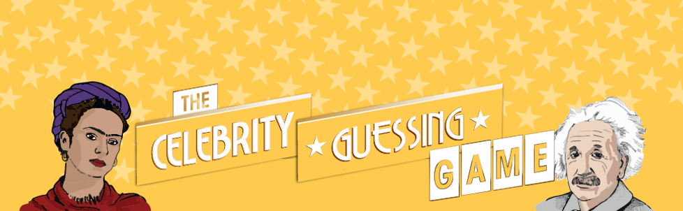The Celebrity Guessing Game Tin