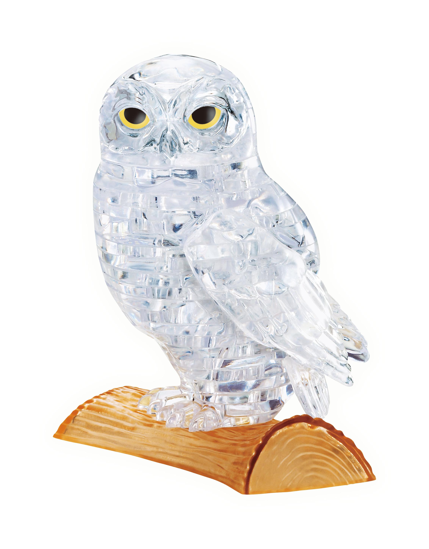 31074 Owl - white