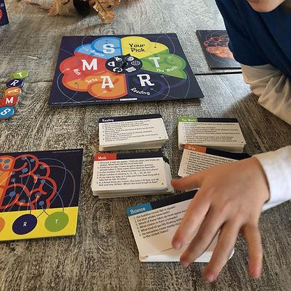 Scholastic The Brainiac Game