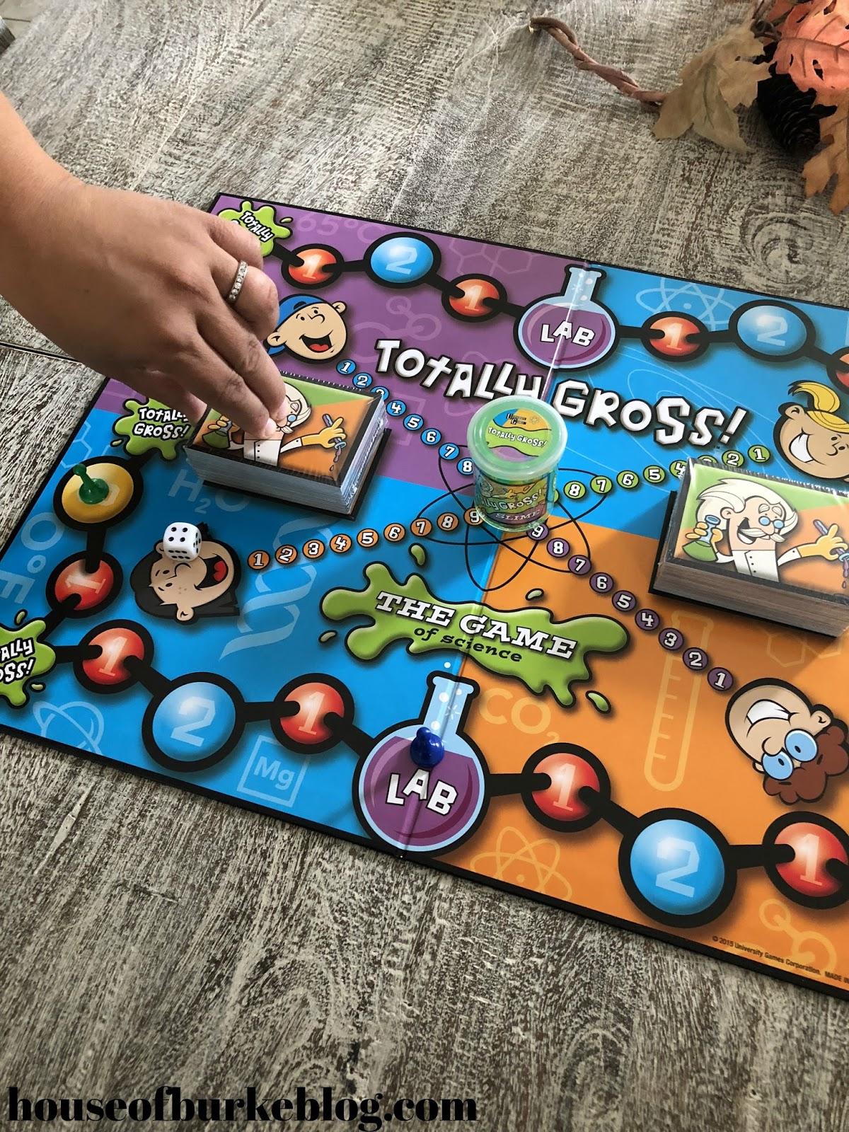 Totally Gross gameschool5