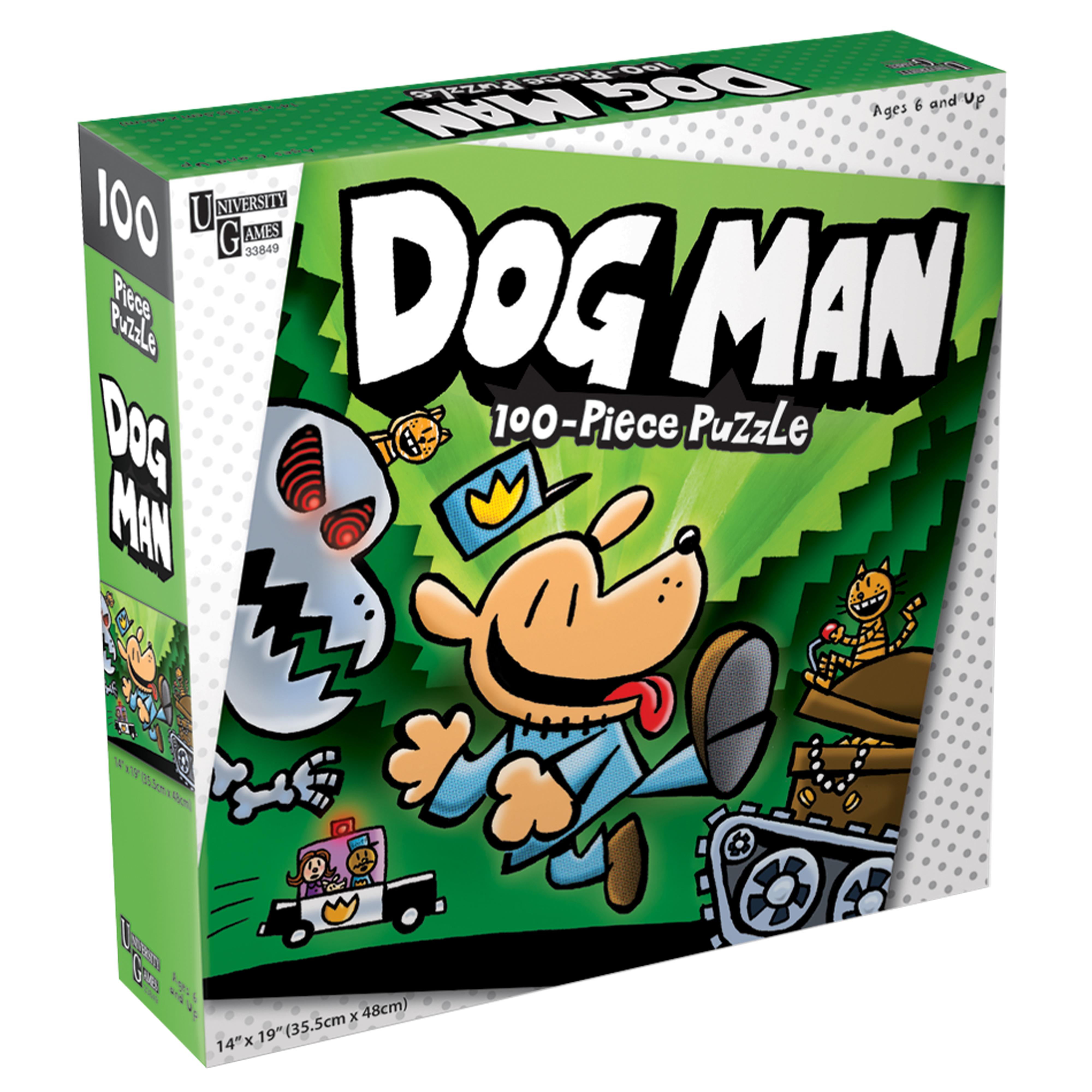 Dog Man Unleashed Puzzle