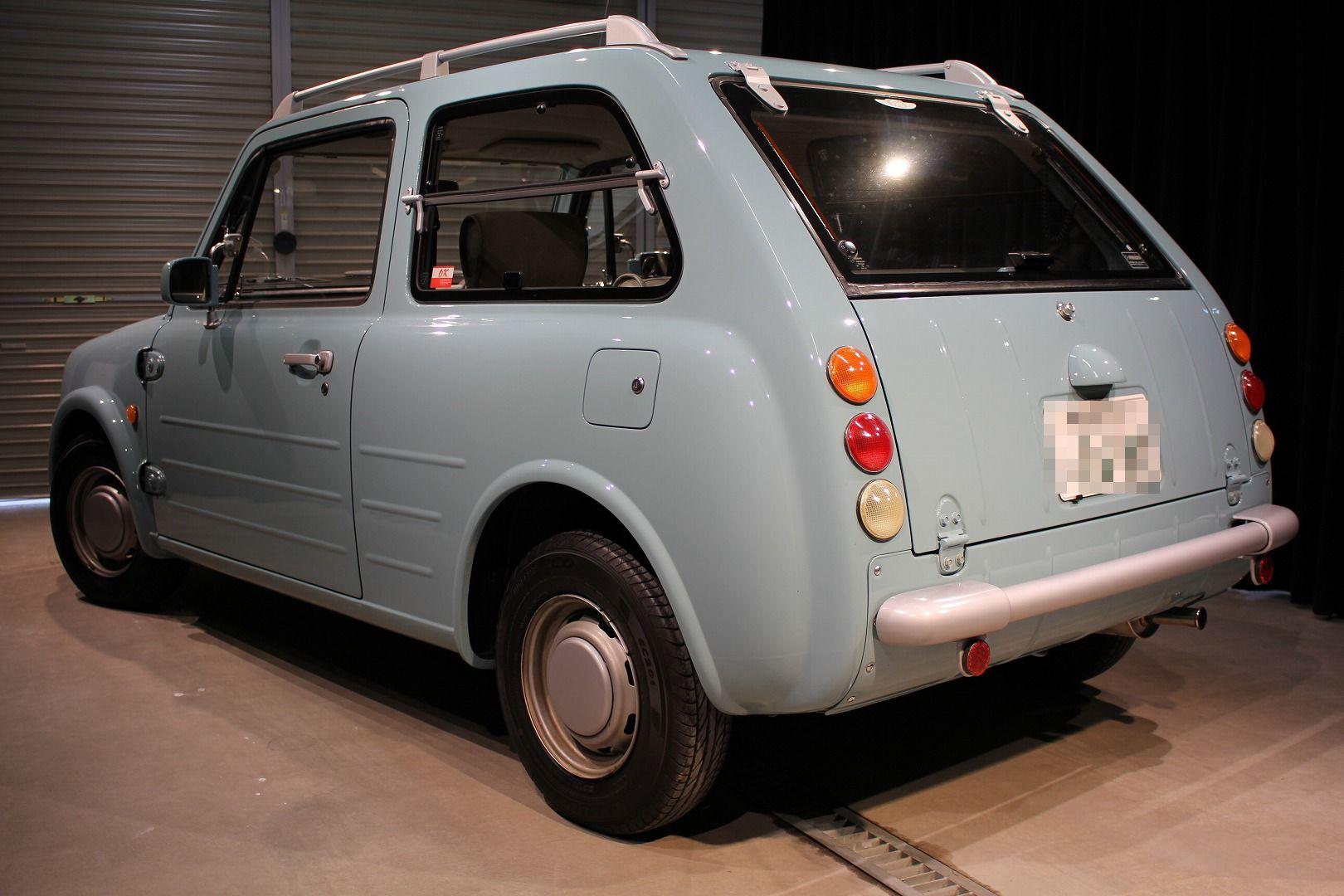 パオ フルレストア車両
