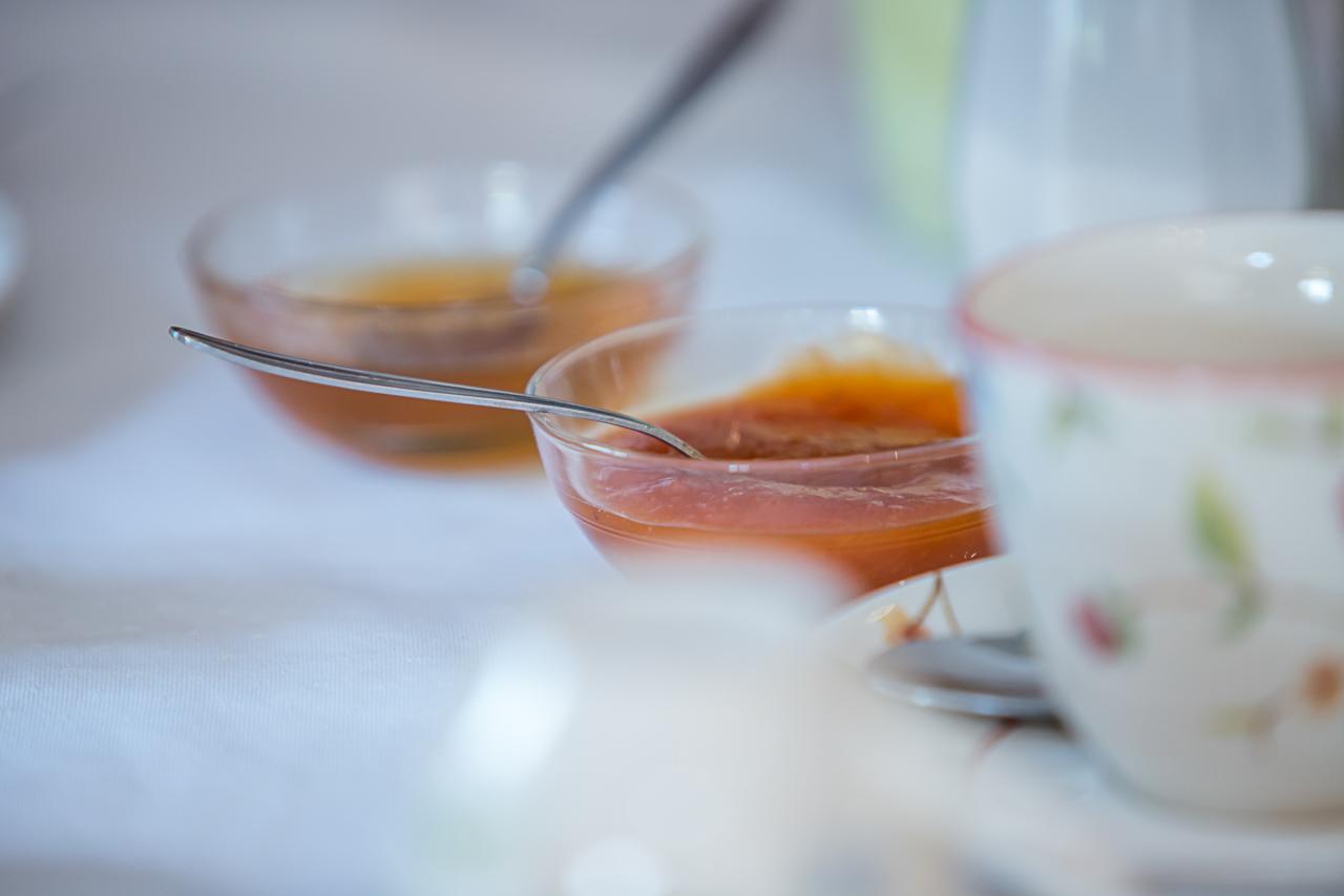 Marmelade & Honig