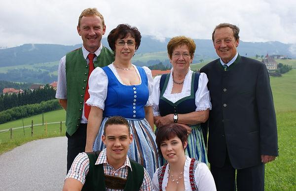 Familie Unterbuchschachner