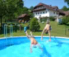 Ferienhof Pfaffenlehen, Urlaub am Bauerhof