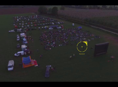 Hereford Open Air Cinema