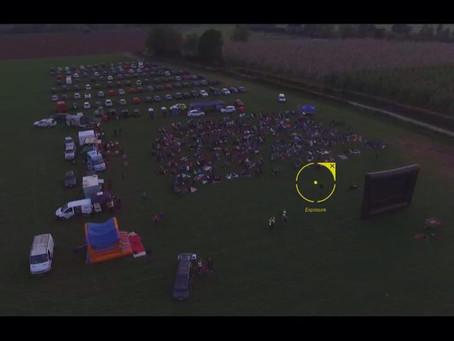 Hereford Open Air Cinema