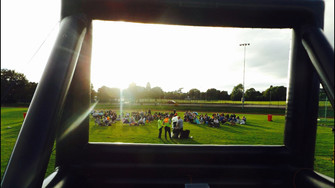 Last Open Air Cinema in Shrewsbury this year.