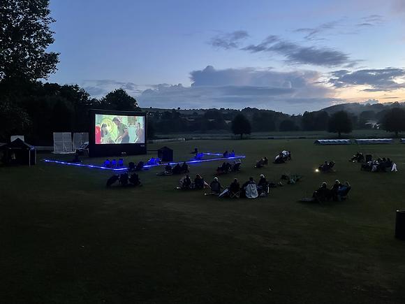 Derby outdoor cinema.HEIC