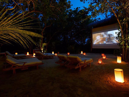 Birthday party ideas - Cinema party