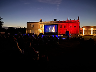 Northampton Abbey outdoor cinema