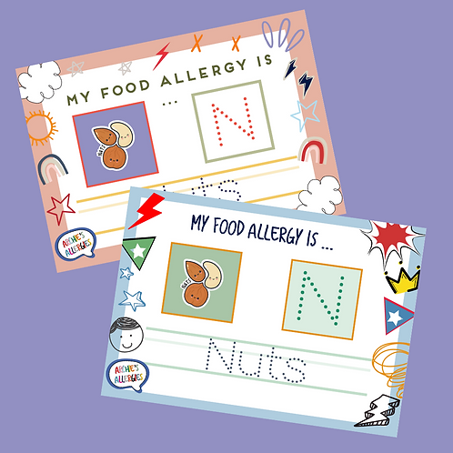Allergy Learning Mats