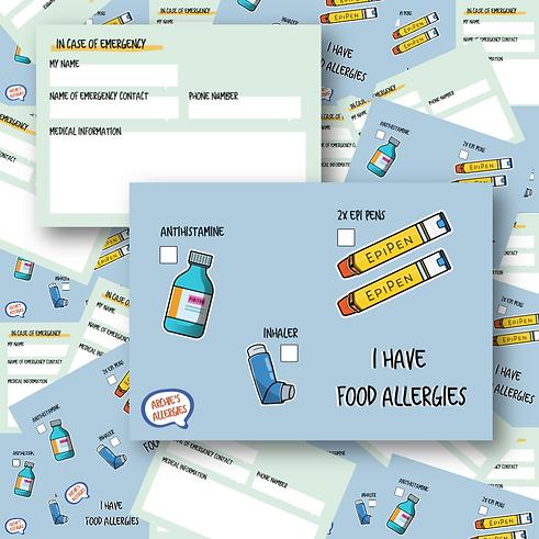 allergymedicalcard