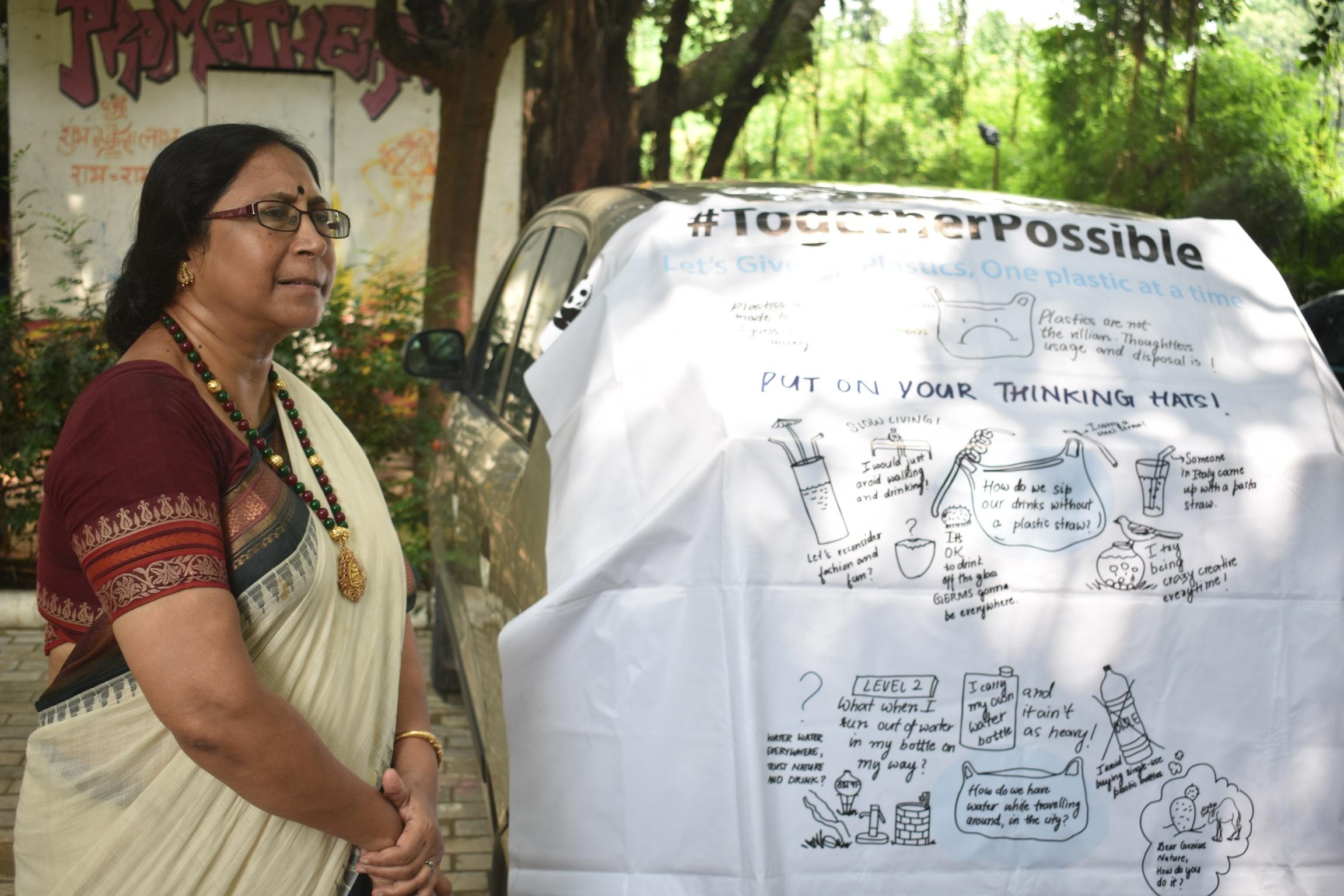 Our Convener, Ms. Mita Hussain