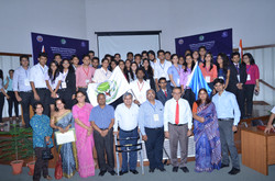 15. Organizers along with Delegates in the Valedictory session