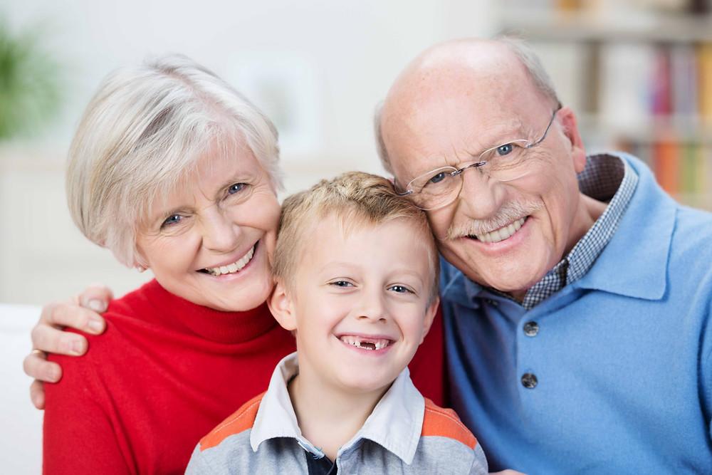 hyvä hammasproteesi on lähes huomaamaton ja mukava käytössä
