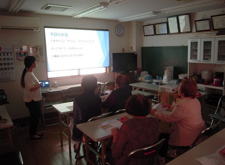 第12回 香里新町健康イベントが開催されました