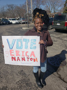 Erica wins LSC!