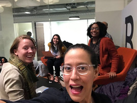Our community of Fellows works across the city to bring racial equity issues to life -- and have fun doing it.