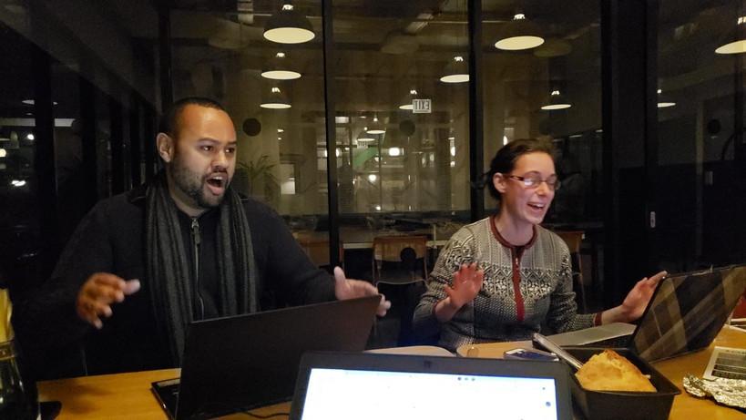 Sara and Adam REIA Work.jpg